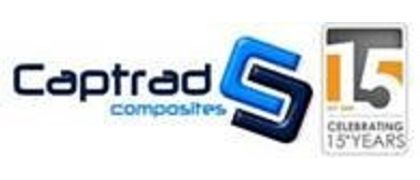 Captrad Composites - Proud Sponsors of James Huxley