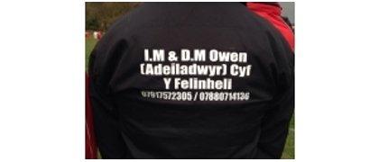 I.M & D.M Owen (Adeiladwyr) Cyf