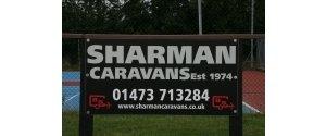 Sharman Caravans