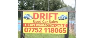 Drift Car Sales