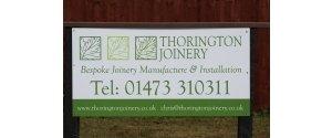 Thorington  Joinery