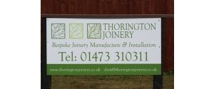 Thorington  Joinery