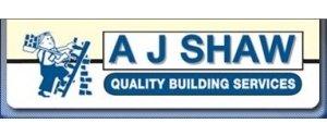 A J Shaw Quality Building Building Services