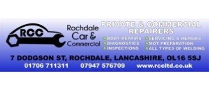 Rochdale Car & Commercial Ltd