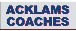 Acklams Coaches