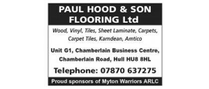 Paul Hood & Son Flooring Ltd