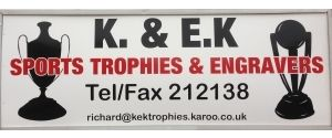 K. & E.K Sports Trophies & Engravers