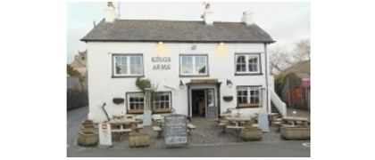 Kings Arms Cartmel