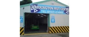 Warrington MOT Centre