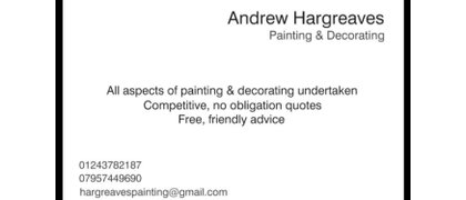 Andrew Hargreaves Painting and Decorating