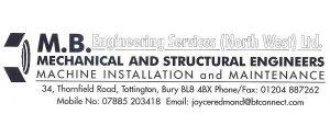 M.B. Engineering Services (North West) Ltd.