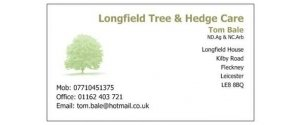 Longfield Tree & Hedge care