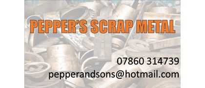 Pepper's Scrap Metal