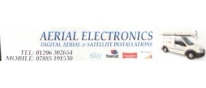 Aerial Electronics