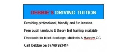 Debbies Driving Tuition