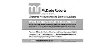 Mcdade Roberts  Accountants