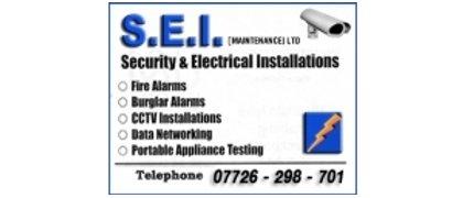 S.E.I. ( Maintenance ) LTD