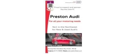 Preston Audi