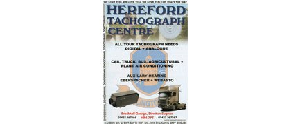 Hereford Tachograph Centre