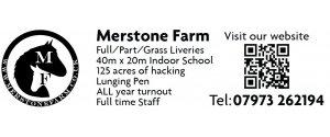 Merstone Farm Liveries