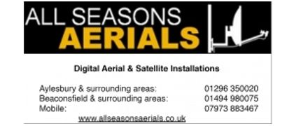 All Seasons Aerials