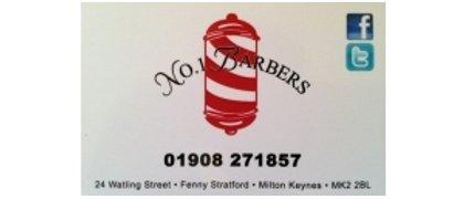 No.1 Barbers