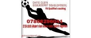 Chris Clark Goalkeeper Development