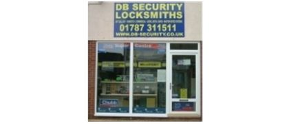D B Security Locksmiths