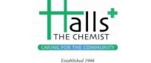 Halls The Chemist
