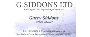 G Siddons Ltd