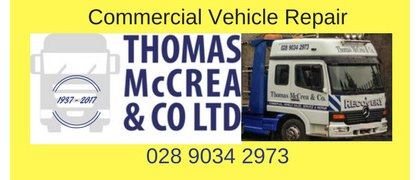 Thomas McCrea & Co Ltd