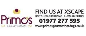 PRIMOS GOURMET HOTDOGS