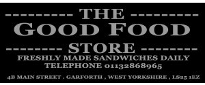 THE GOOD FOOD STORE