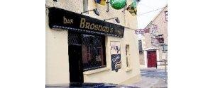 Brosnans Bar Cashel