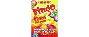 Bingo Every Wednesday @ 8:30