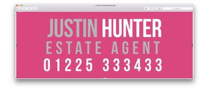 Justin Hunter Estate Agent