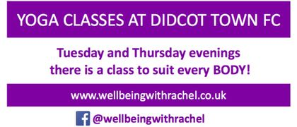 Wellbeing With Rachel