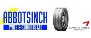 Abbotsinch Tyres and Exhausts Kilmarnock