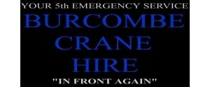 Burcombe Crane Hire