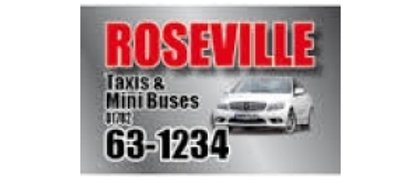ROSEVILLE TAXIS