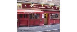BURLINGTON BERTIES