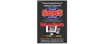 Sams Trade Centre
