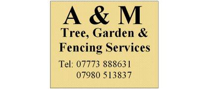 A & M Tree, Garden & Fencing Services