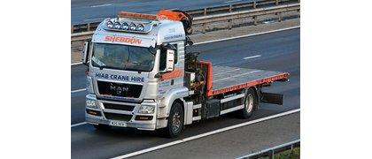 Shebdon Crane Hire