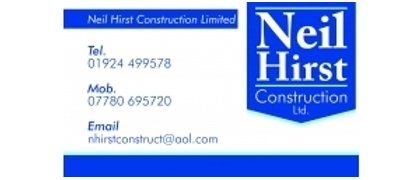 Neil Hirst Construction Ltd.