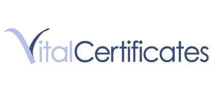 Vital Certificates
