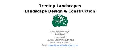 Treetop Landscapes  Landscape Design & Construction