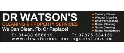 Dr Watson's Cleaning and Property Services