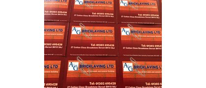 A&G Bricklaying Ltd