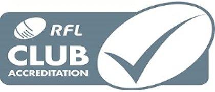 RFL Club Accredited